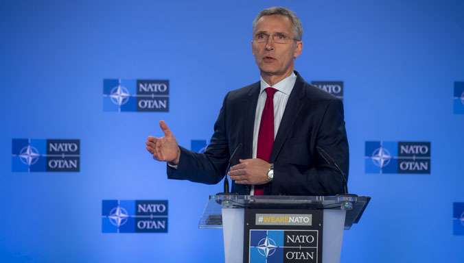 Obrázok ku správe: Statement by the NATO Secretary General on the adoption of the laws on the transition of the Kosovo Security Force